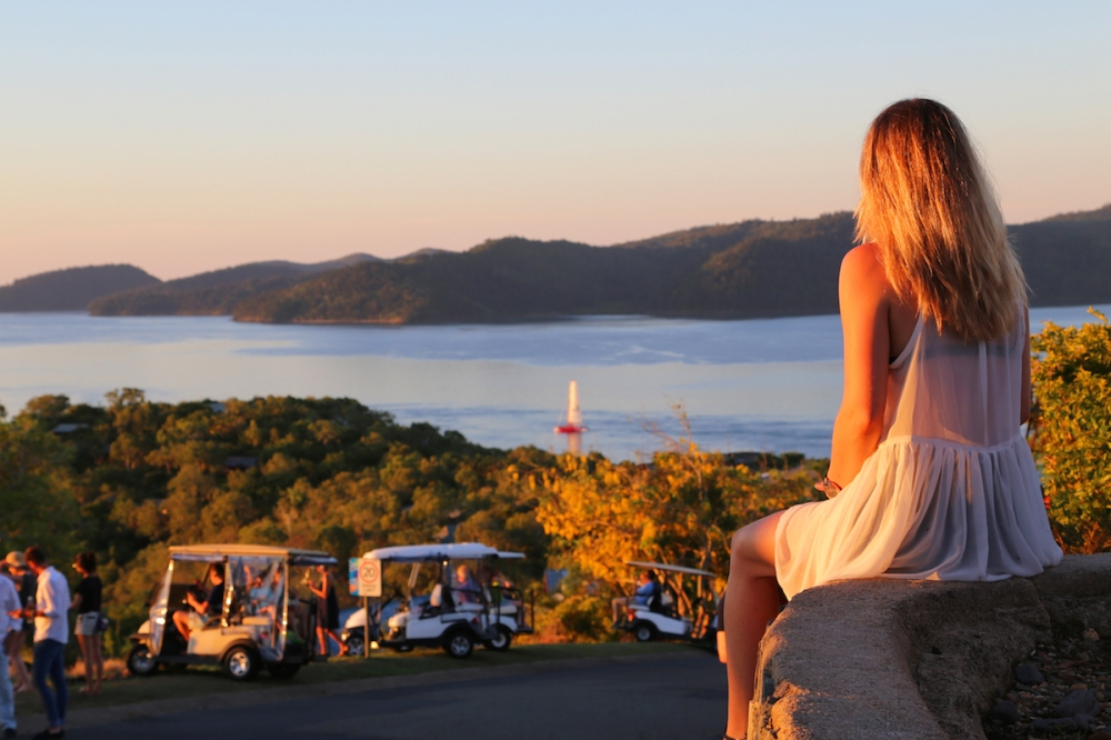 Hamilton Island, Great Barrier Reef, Travel, Beach, Summer, Queensland, Australia, Heart Reef, Sunset